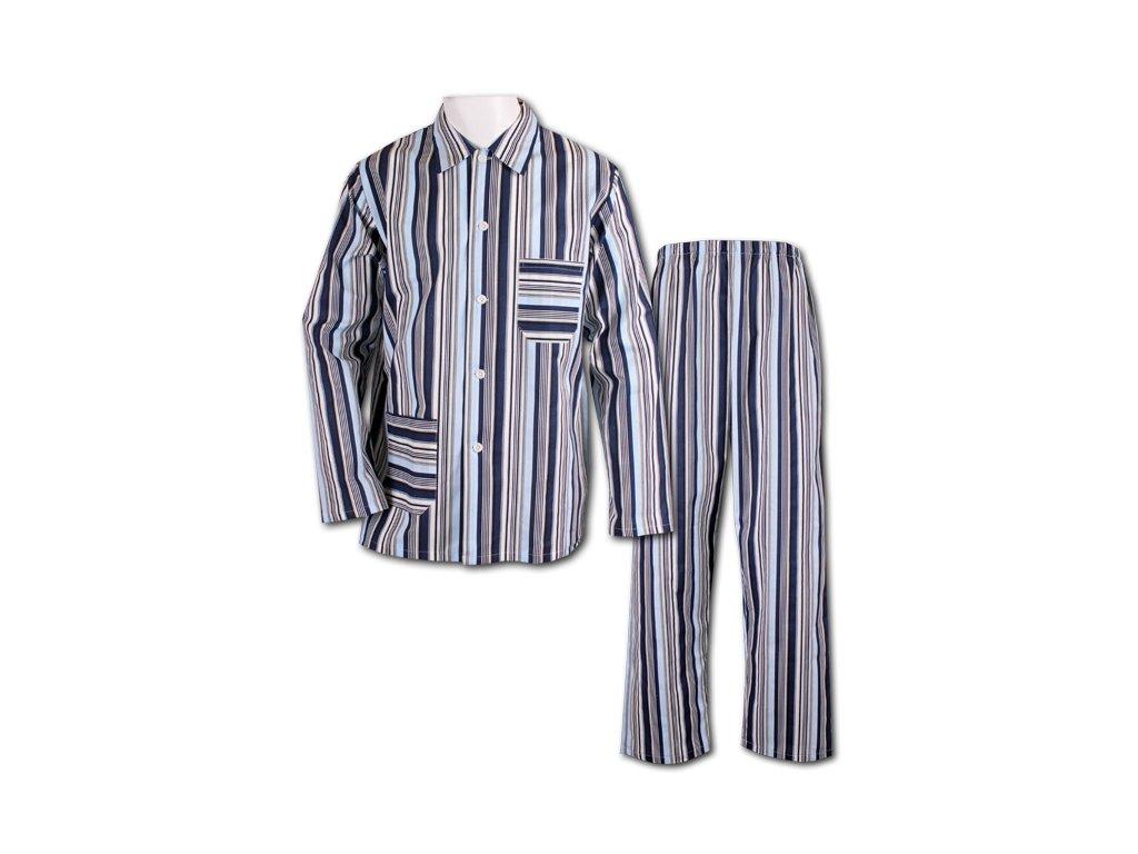 Plátěné pyžamo Karel 36