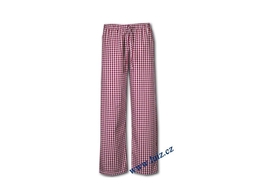 Dámské popelínové kalhoty 60