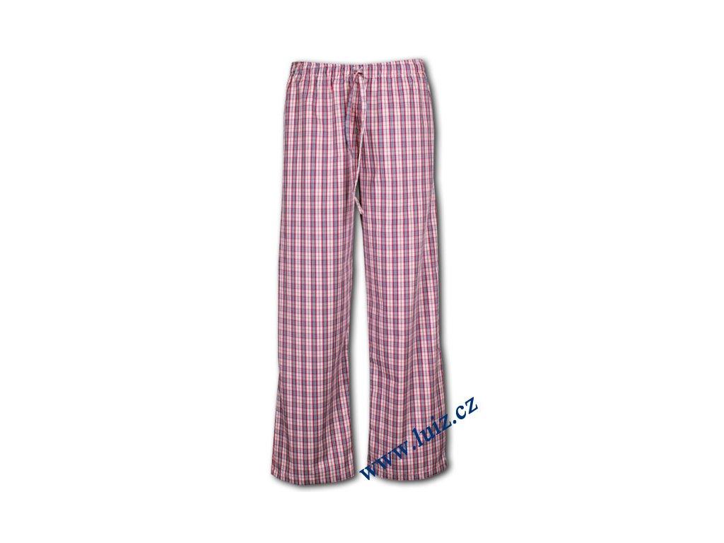 Dámské popelínové kalhoty 61