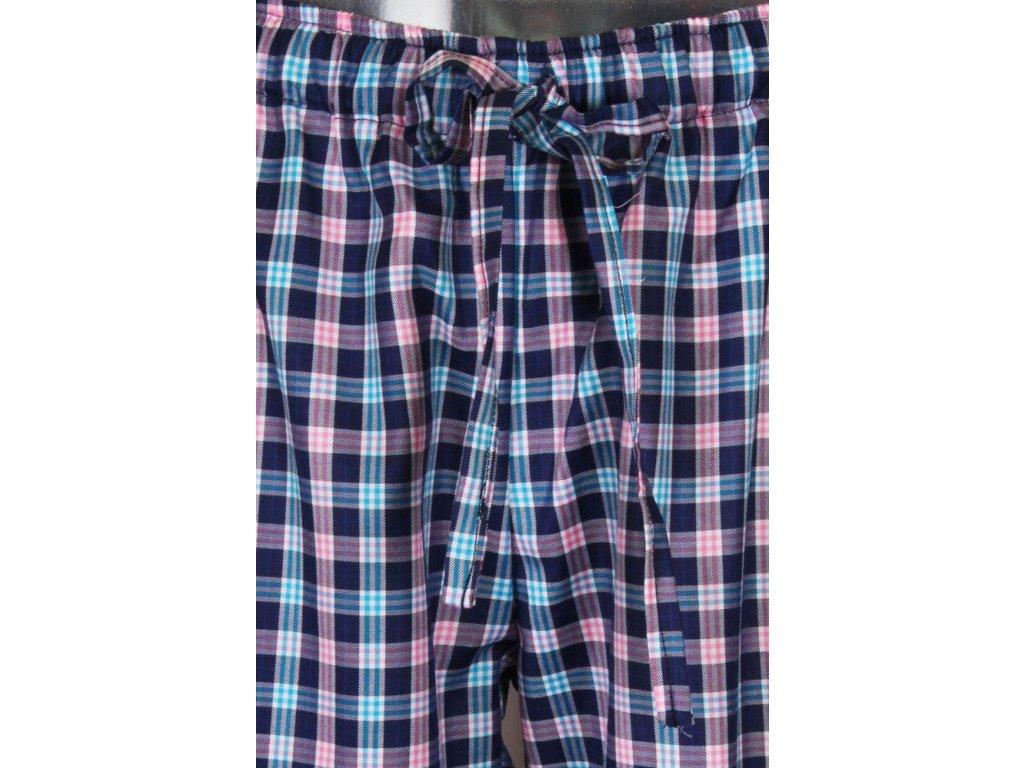 Dámské popelínové kalhoty 62