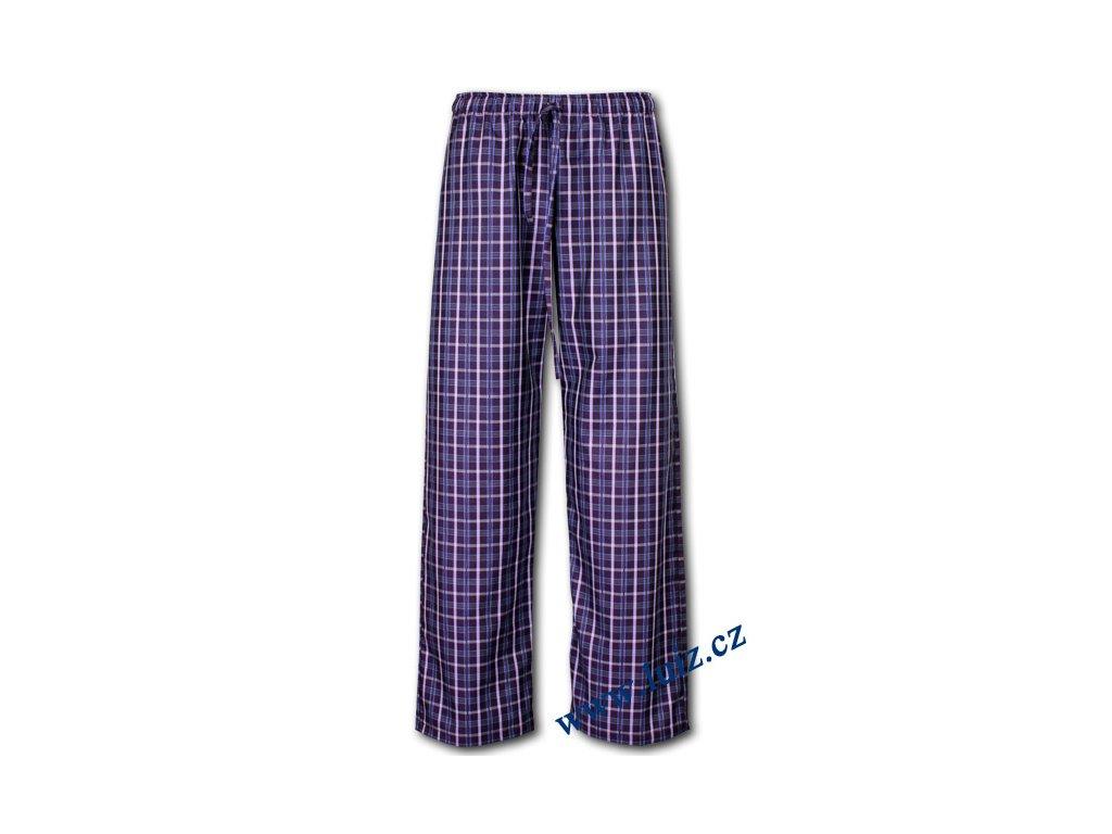 Dámské popelínové kalhoty 63