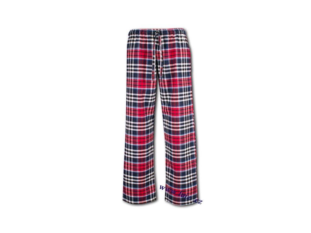Dámské flanelové kalhoty 1134
