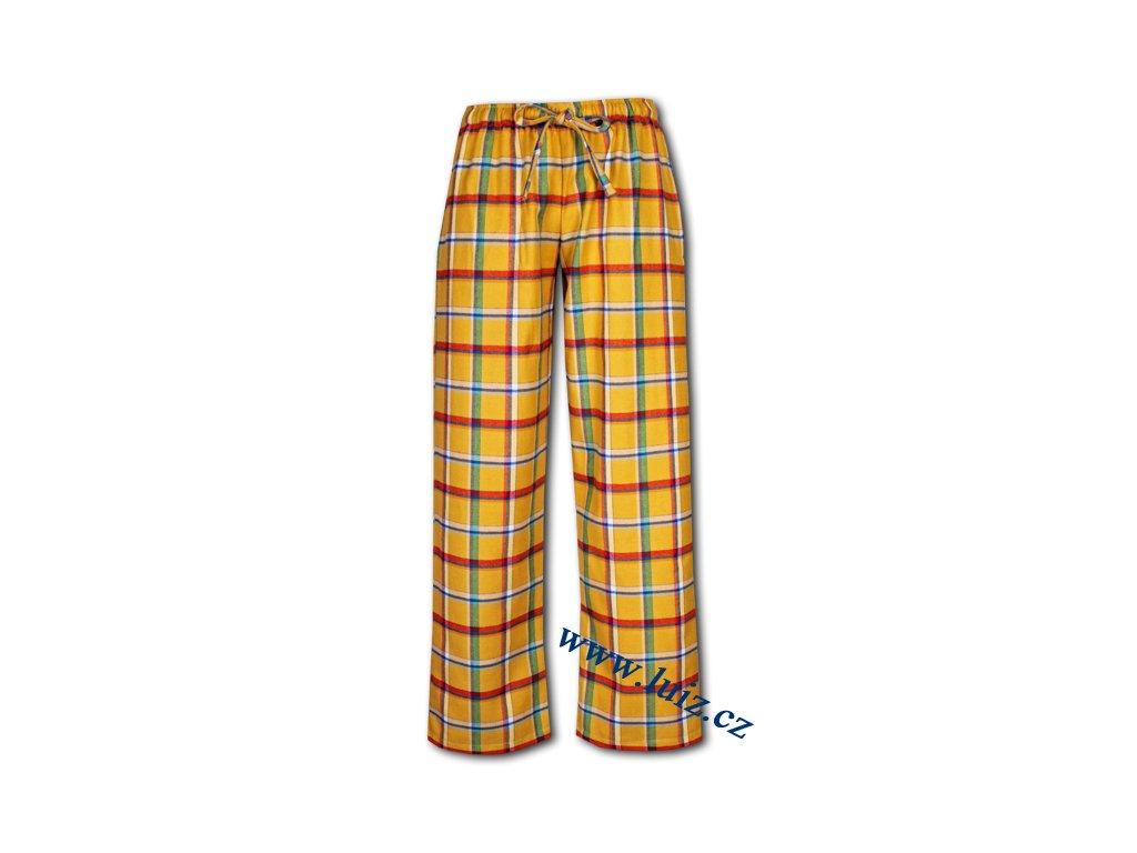 Dámské flanelové kalhoty 1901