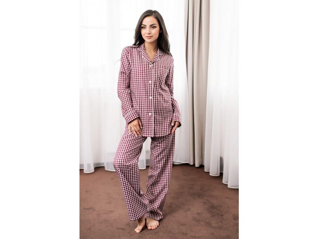 Dámské pyžamo Bára HK995