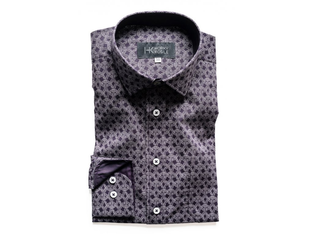 Pánská košile Mathias HK101