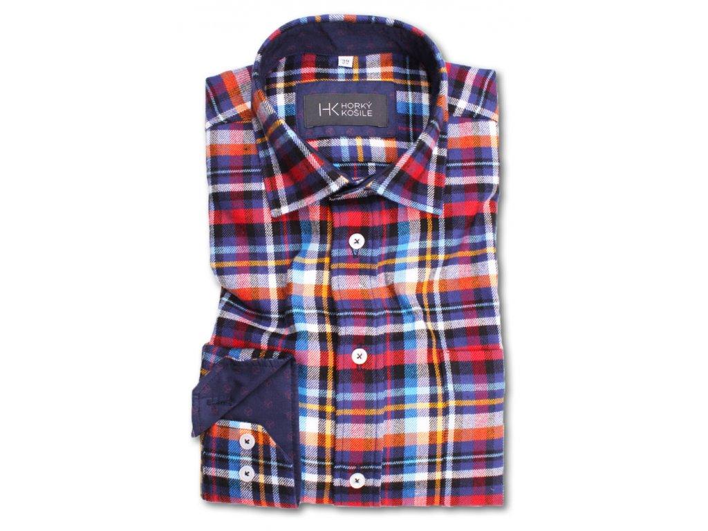 Flanelová košile Nikolas HK135