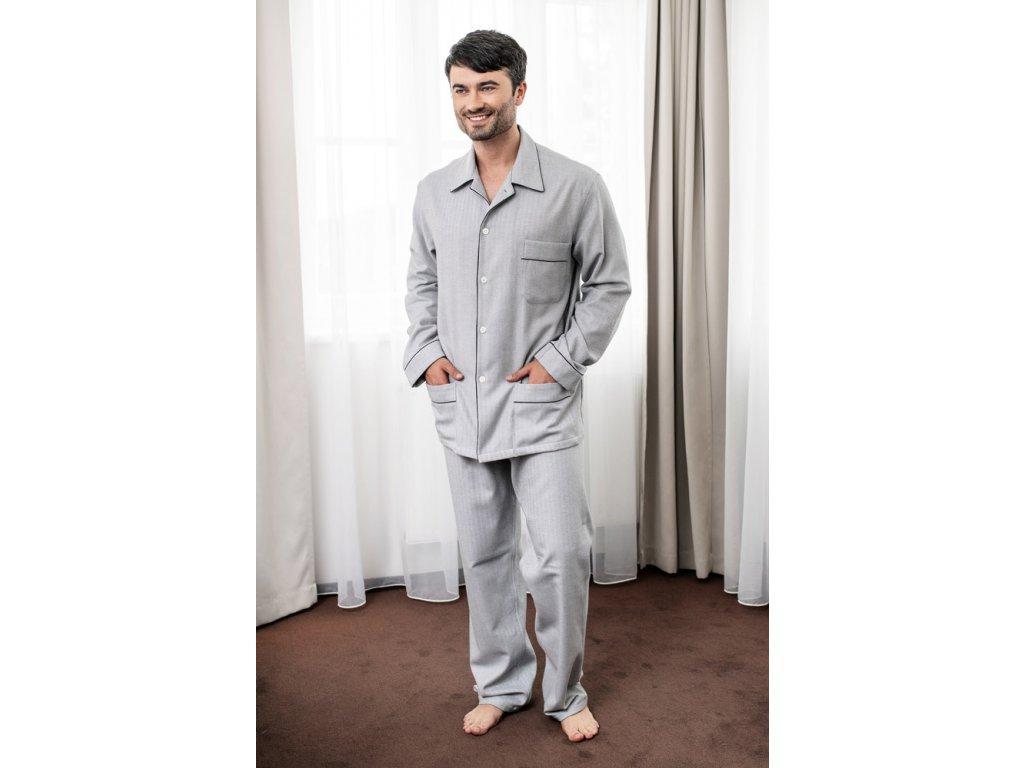 Pánské pyžamo Henry HK181
