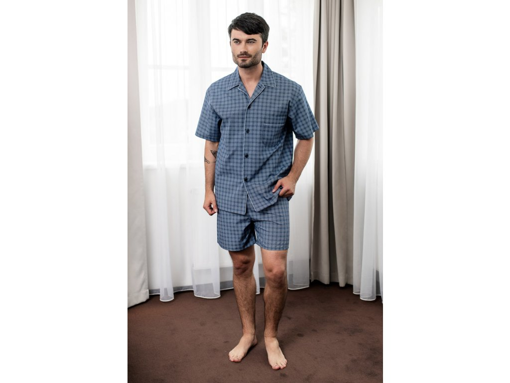 Pánské krátké pyžamo Dominik HK51