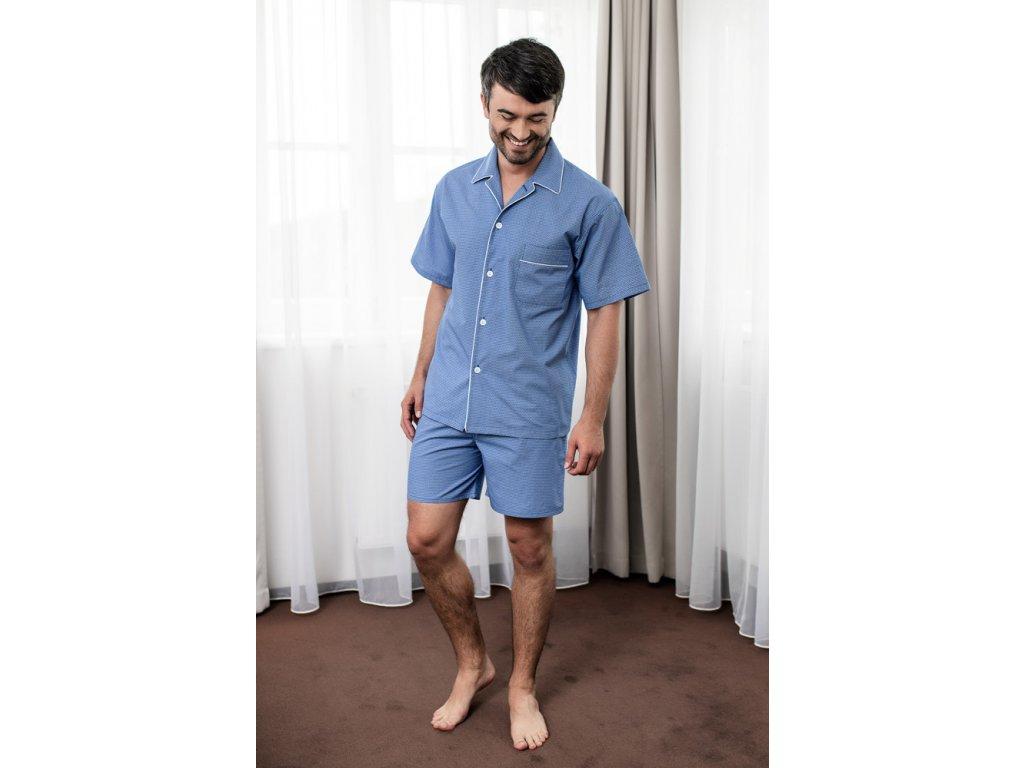 Pánské krátké pyžamo Dominik HK52