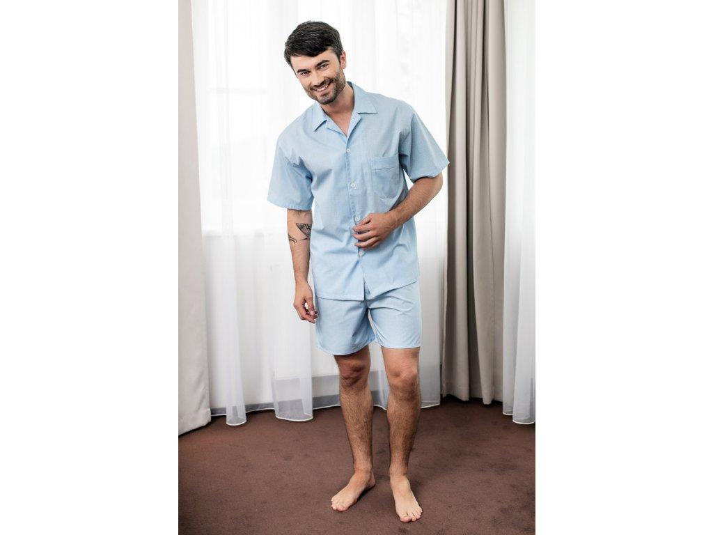 Pánské krátké pyžamo Dominik HK53