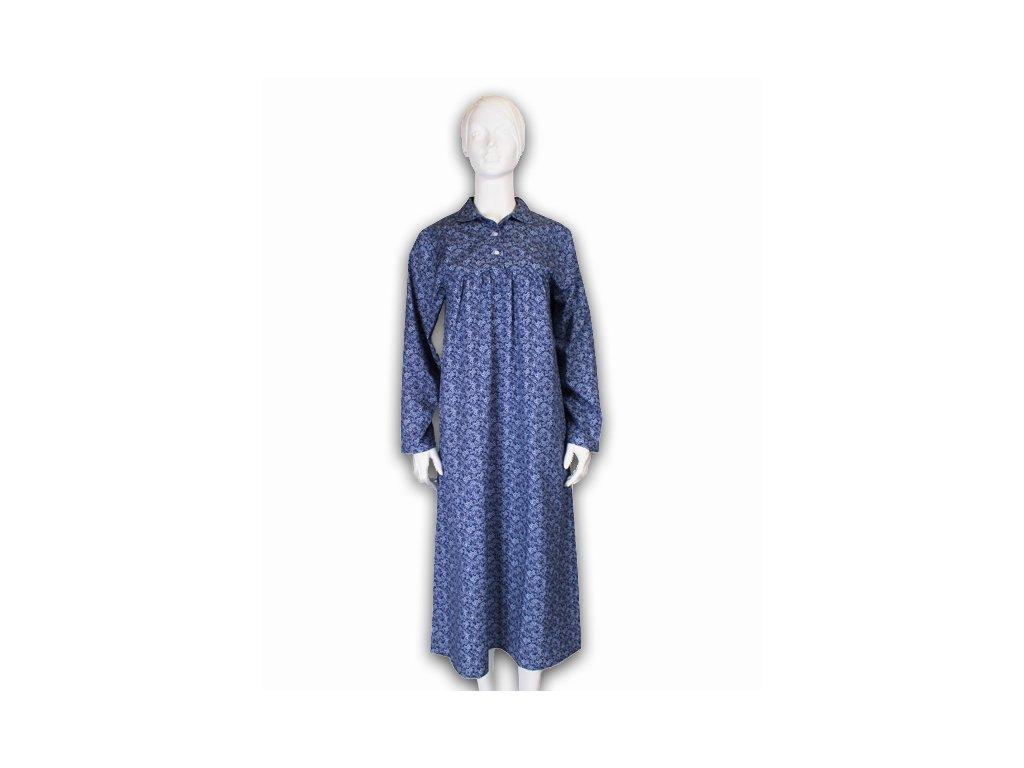 Popelínová noční košile Carla 36