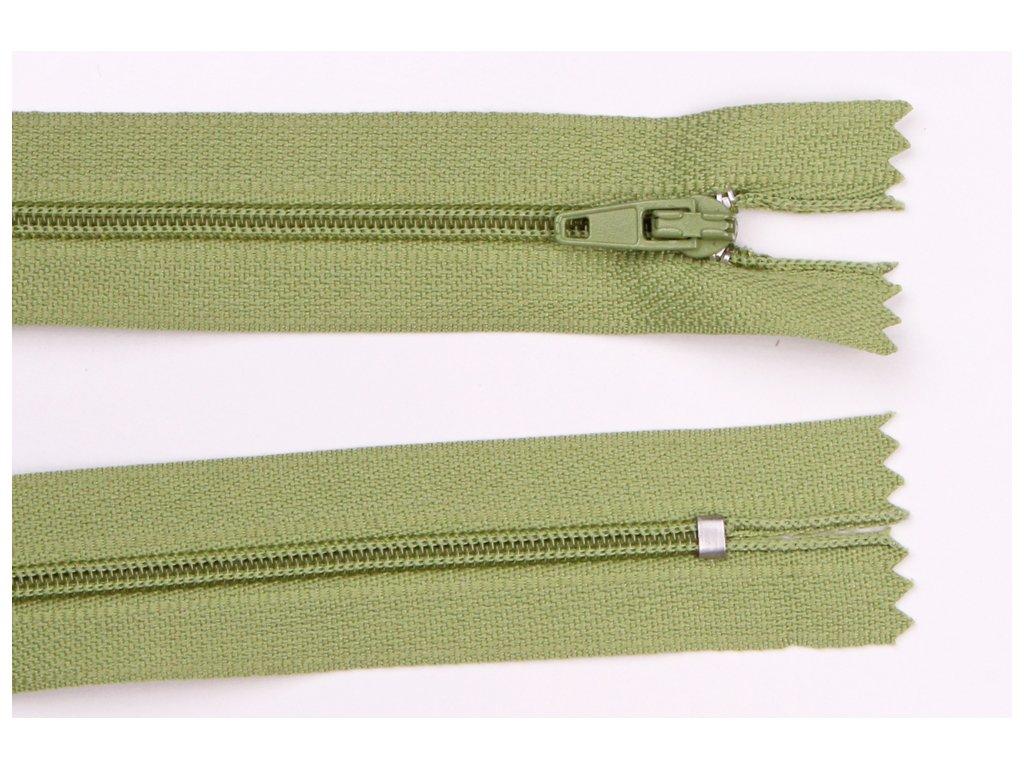 Zip Zdrahovadlo zelený