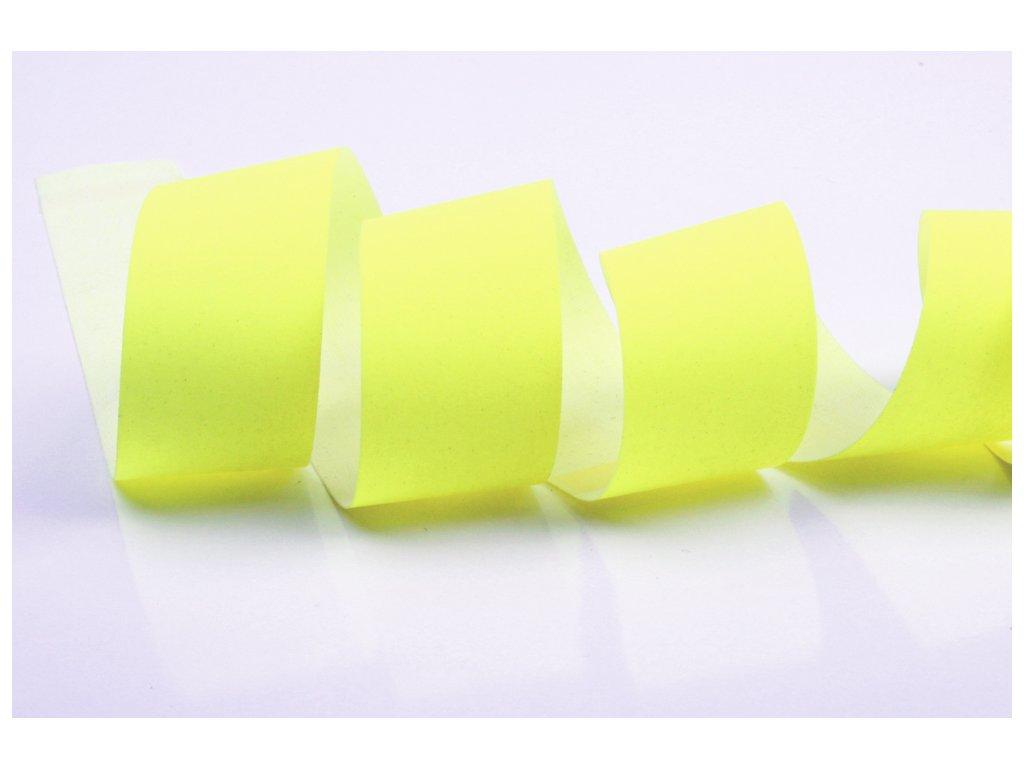 Reflexní proužek žlutý