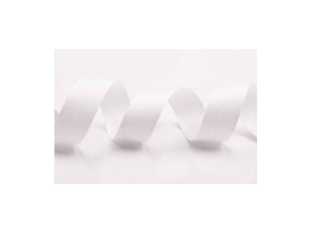 Krepovka bíla