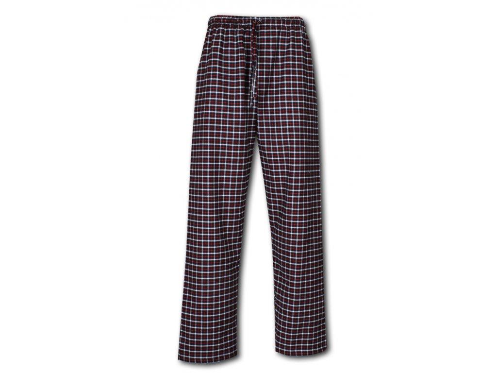 panske flanelove kalhoty 1540