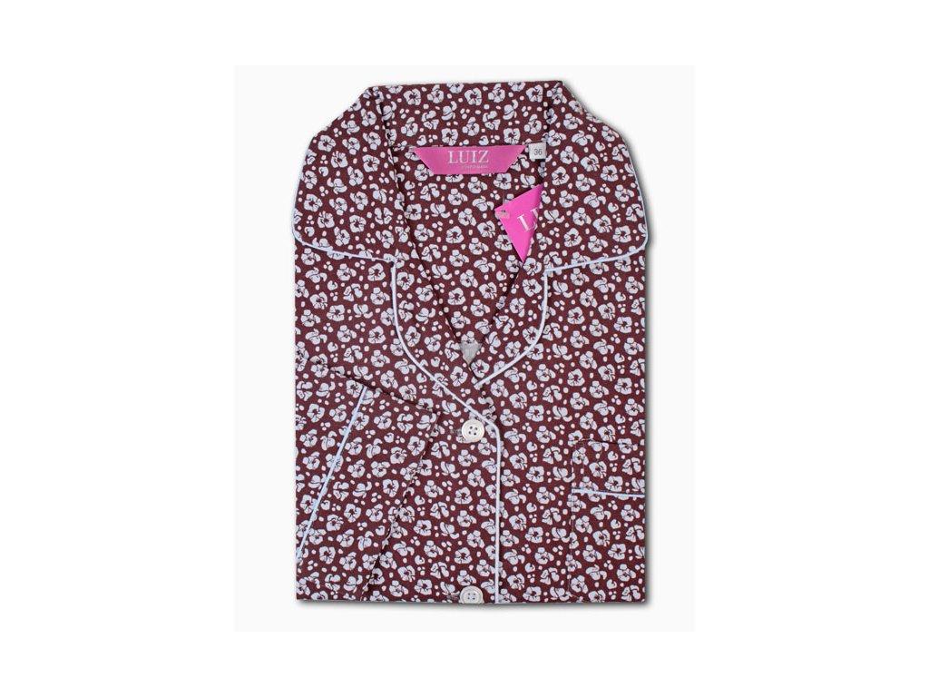 Dámské pyžamo Bára B55