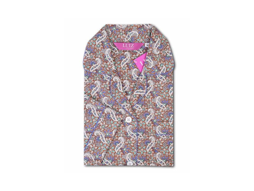Dámské pyžamo Bára B56