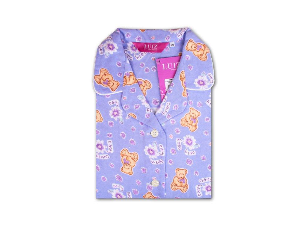 Flanelové pyžamo Kristýna 63