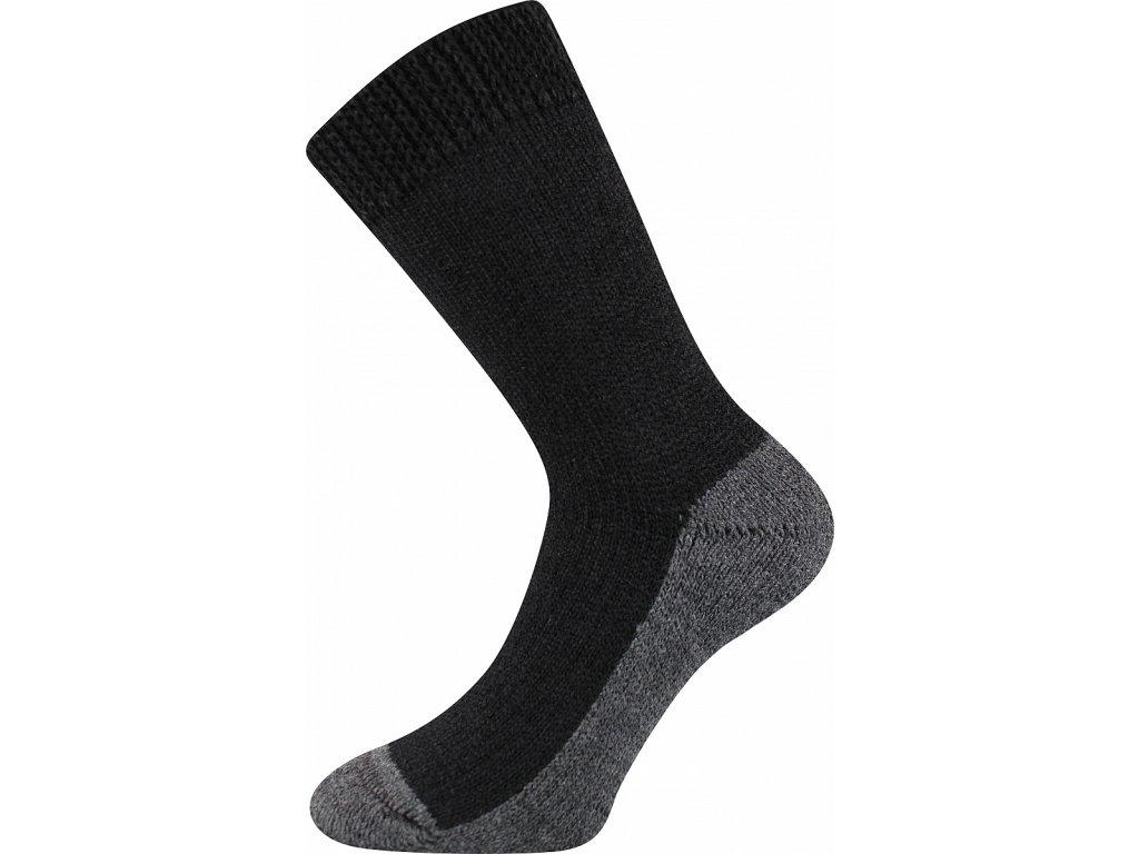 Spaci ponozky 2020 fialova