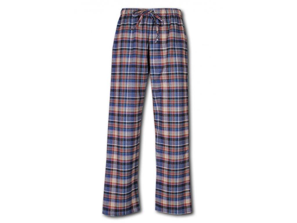 damske domaci kalhoty flanel 1521