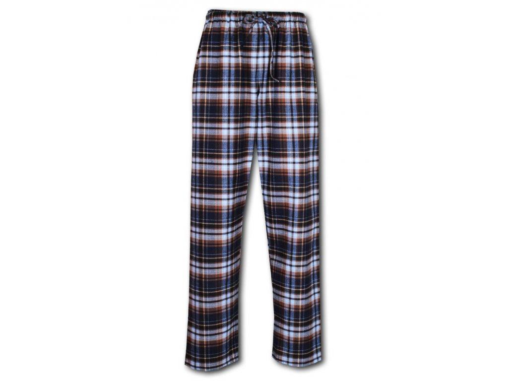 PDK panske domaci kalhoty flanel