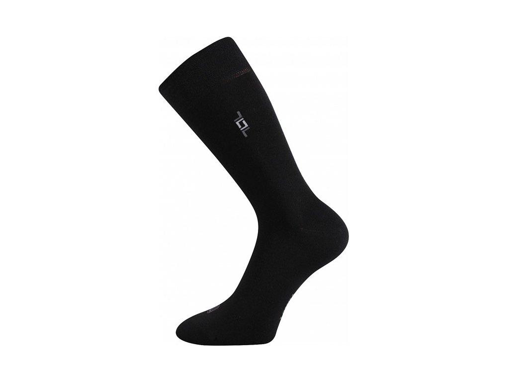 Ponožky Despok Černá