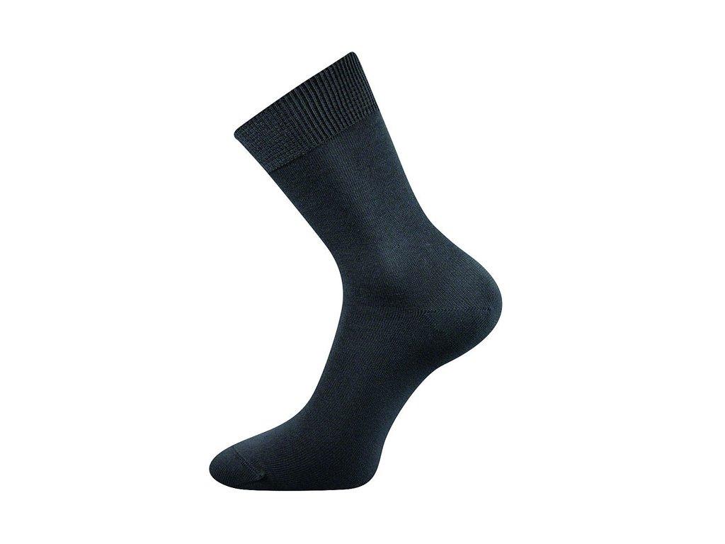 Ponožky Eduard Tmavě šdá