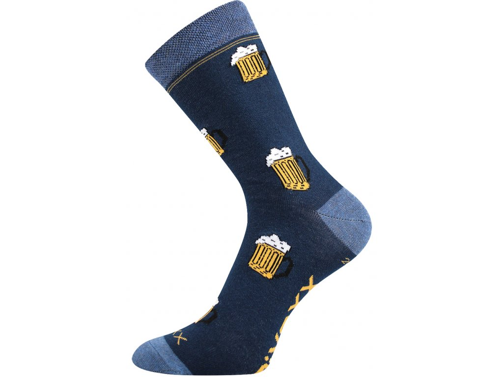Ponožky PiVoXX Modrá
