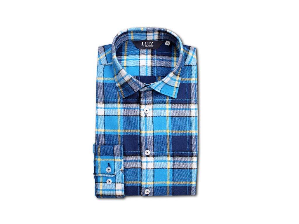 Flanelová košile Bruno 131