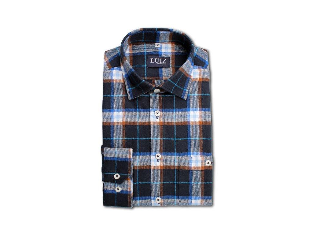 Flanelová košile Bruno 132