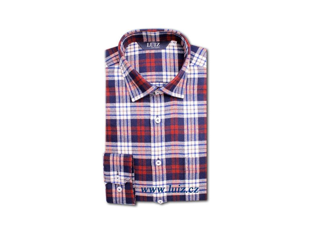 Flanelová košile Bruno 143