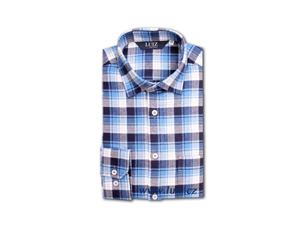 Flanelová košile Bruno 144