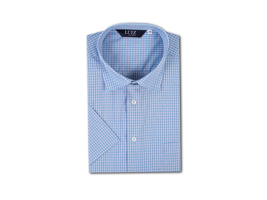 Bavlněná košile Bruno POP-krátký 200