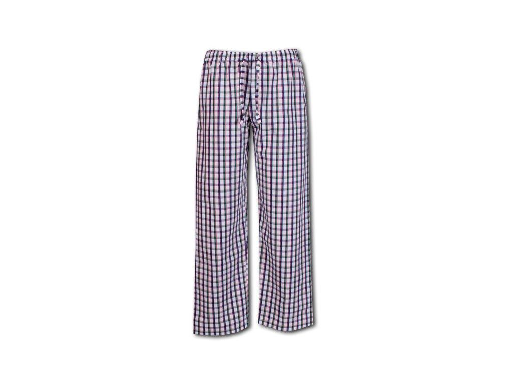 Dámské popelínové kalhoty 47