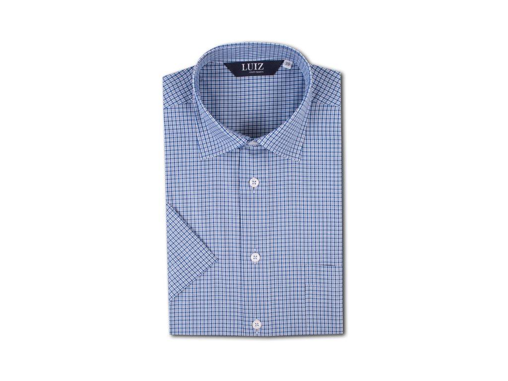 Bavlněná košile Bruno POP-krátký 201