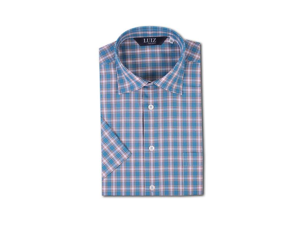 Bavlněná košile Bruno POP-krátký 202