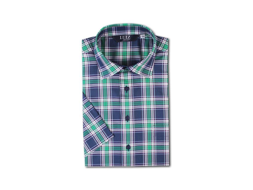 Bavlněná košile Bruno POP-krátký 203
