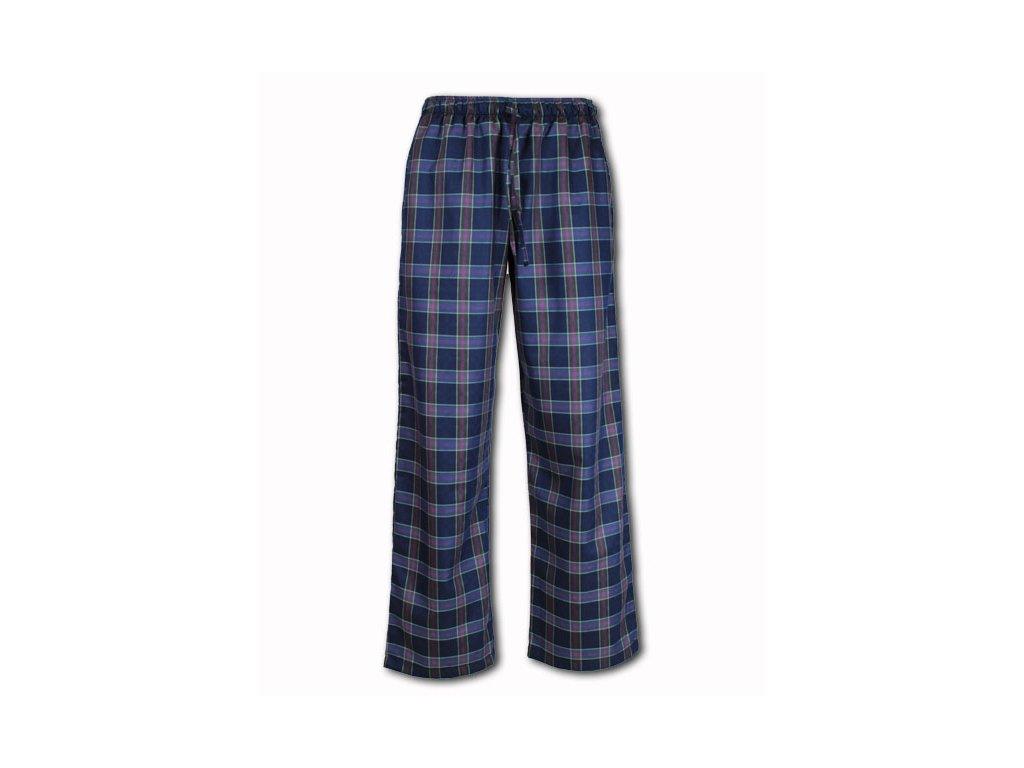 Dámské popelínové kalhoty 50
