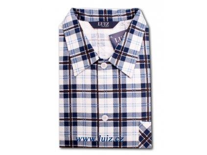 Pyžamový kabátek Petr 100