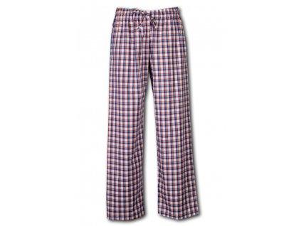 Dámské popelínové kalhoty 64