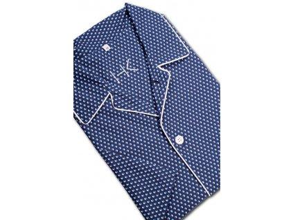 Pánské krátké pyžamo Dominik HK55
