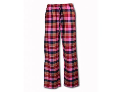 Damske kalhoty flanel 83