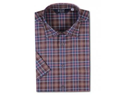 Bavlněná košile Bruno POP-krátký 205