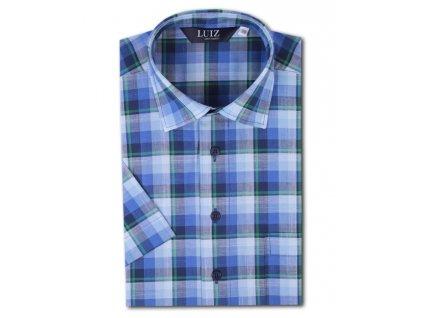 Bavlněná košile Bruno POP-krátký 233