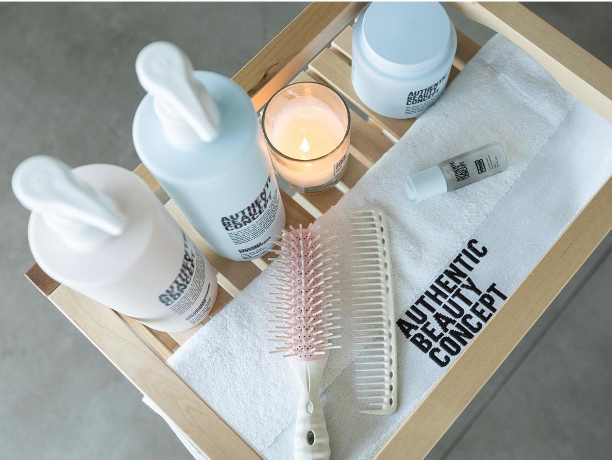 Produkty značky Authentic Beauty se hodí pro všechny typy vlasů