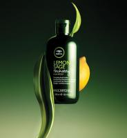 Řada Tea Tree s citronem a šalvějí pro vlasy bez objemu