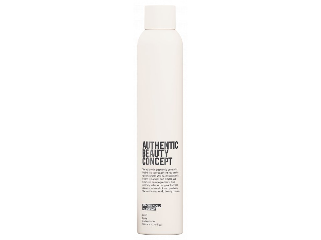 styling strong hold hairspray 300ml