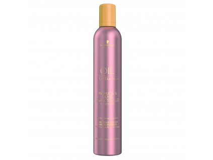 Oil Ultime light oil in mousse treatment 500ml HR