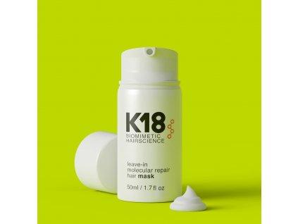 K18 hair molecular repair leave-in mask