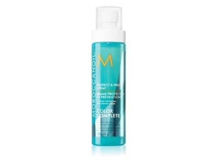 moroccanoil color complete ochranny sprej pro barvene vlasy